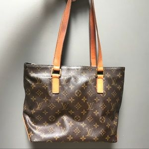 Louis Vuitton Cabas Piano Bag